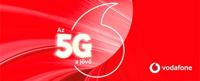 Mától Budapest nagy részén elérhető a Vodafone 5G hálózata