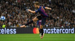 Rakitic már januárban mehet Barcelonából