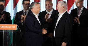 Orbán Viktor: Magyarország legerősebb pártja a Fidesz-KDNP szövetsége