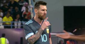 Brazília: a kapitány elárulta, mit mondott neki a mutogató Messi