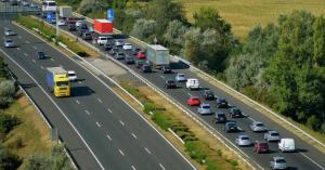 Óvatosan a Balaton felé – Új, csökkentett sebességhatár az M7 autópályán