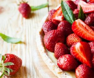 Salátába, levesbe, süteménybe is isteni: eper, a tökéletes gyümölcs!