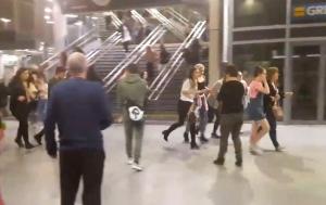 Bomba robbant egy manchesteri koncerten, sokan meghaltak