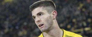 A Borussia Dortmund tinije az év labdarúgója