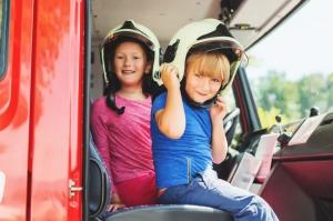 Gyereknap alkalmából megnyílnak a tűzoltólaktanyák