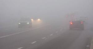 Így közlekedjünk a sűrű ködben