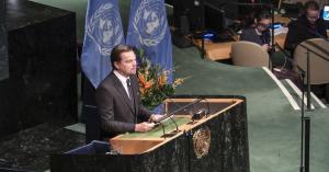 Képmutatásból jelesre vizsgázott a klímavő Leonardo DiCaprio