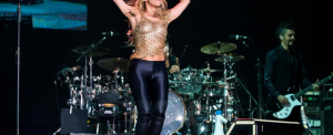 Shakira is edz a Super Bowl-ra