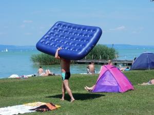 Hatalmas figyelem irányult a Balatonra ezen a nyáron