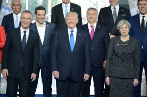 A NATO terrorellenes fellépése garantált
