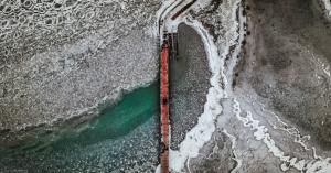 Így fotózzák drónnal a Balatont – nézd meg, milyen szép!