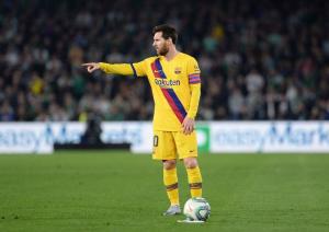 Előre eltervezték, Lionel Messi elhagyta Barcelonát