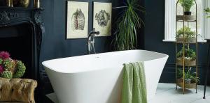 Így csempésszünk egy kis luxust a fürdőszobába!