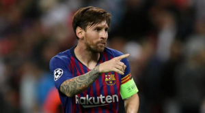 Messi: Maradni akarok!
