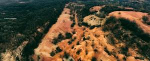 Heti aktuális: futás a bauxitbányában