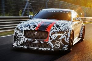 600 lóerős lesz az új rekord-Jaguar