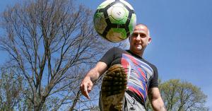 Messitől Zidane-ig sokakkal játszott