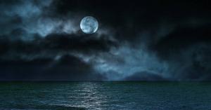 A Balaton és a Hold románca