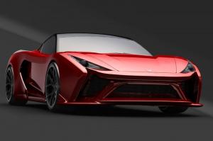 Olcsó lesz az Elektron 1360 lóerős villanymotoros sportkocsija, rongyos 120 milliót kérnek majd érte. Nettó…