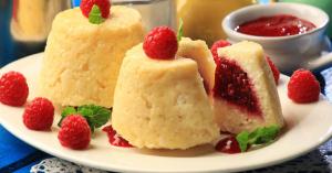 8 ellenállhatatlan málnás desszert