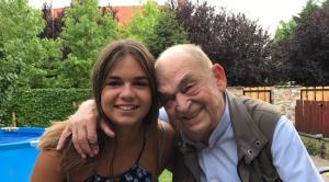 Bodrogi Gyulát megríkatta az unokája éneke