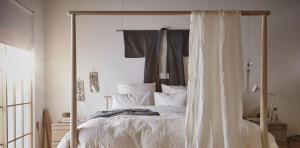 Így lesz újra ragyogó a fehér ágynemű