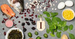 Pajzsmirigyproblémára jódszegény diéta? Erre figyelj!