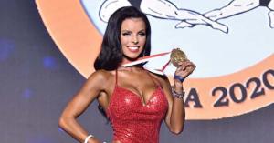 Szalai Evelin Európa-bajnoki ezüstérmes!