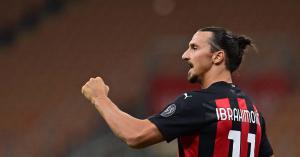 Zlatan Ibrahimovic is elkapta a koronát, de a vírus még nem tudja, kivel kezdett