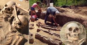 Csontvázakat és ékszereket találtak az Árpád-korból, így kutatnak a régészek – videó
