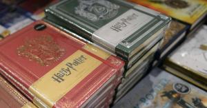 Harmincmillióért cserélt gazdát egy Harry Potter könyv
