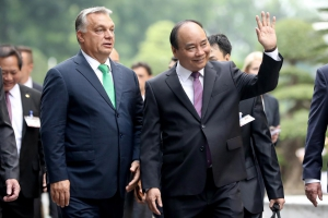 Magyarország különleges kapcsolatot szeretne Vietnammal