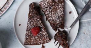 Francia csokitorta, az egyik legpuhább csokis süti