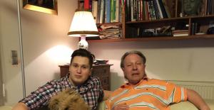 Megrázó vallomás, halála előtt fiáról beszélt Balázs Fecó