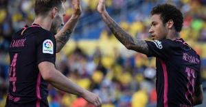 """Barcelona: """"Jobb lenne, ha Neymar még mindig nálunk futballozna"""" – Rakitic"""