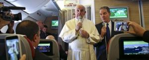 Atomháborútól tart Ferenc pápa