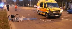 A mentősofőr részvétét fejezte ki, de nem érzi magát hibásnak