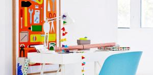 Élénk színek a lakásban: így kombináljunk!