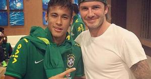 Képek: Neymar és Beckham is megjelent a párizsi divathéten