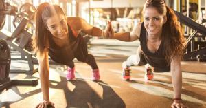 Légy a csúcson edzés közben! 5 trükk, amit ismerned kell