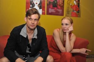 A színészházaspár Pécsett talált egymásra
