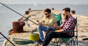 Érdekel, hogy pontosan hol lehet horgászni a Balatonon? A telefonod megmutatja!