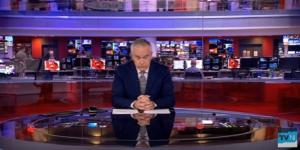 Közel négy percig ült teljes csendben a BBC műsorvezetője (videó)
