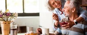 Idősödő korban is figyelni kell az étrendre