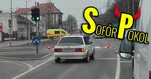 Lassú Suzuki, őrült Volvo, türelmetlen BMW, ez a SofőrPokol! – VIDEÓ