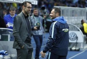 """Hertha: retteghetnek Dárdai játékosai – jön a """"nagy beszélgetés"""""""