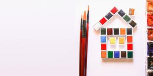 Döbbenetes, mennyit elárul rólad, hogyan rajzolsz le egy házat