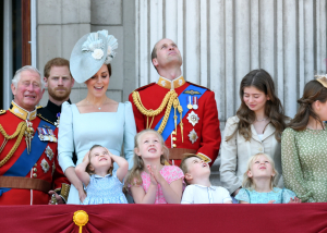 Csodás hírek a királyi család háza táján: most jelentette be Katalin hercegné