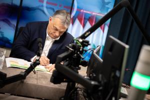 Orbán Viktor bejelentése: egy dologban szigorítás várható
