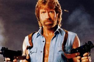Elképesztő, mennyire megváltozott Chuck Norris!